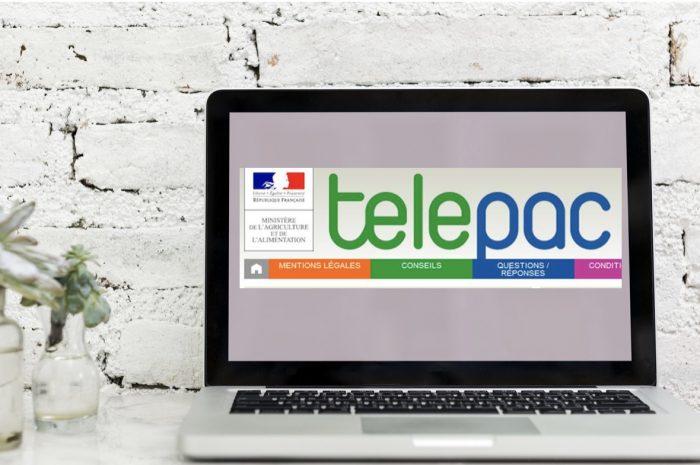Teledeclaration des dossiers PAC 2021